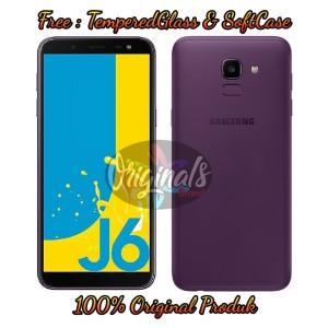 Samsung Galaxy J6 2018 Purple Garansi Resmi Sein Tokopedia