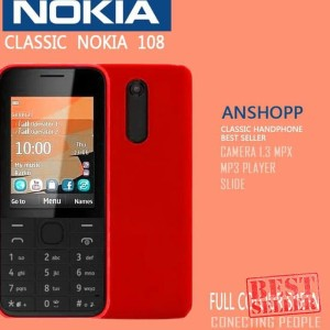 Nokia 108 Kamera Dualsim Tokopedia