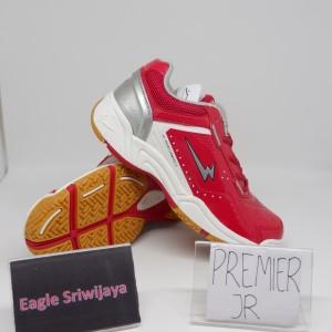 Sepatu Badminton Eagle Premier Jr Anak Murah Berkulitas Tokopedia