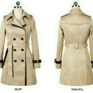Jaket Baju Hangat Coat Glamory Tokopedia