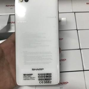 Sharp M1 Elegant Japanese Style Smartphone Garansi Tokopedia