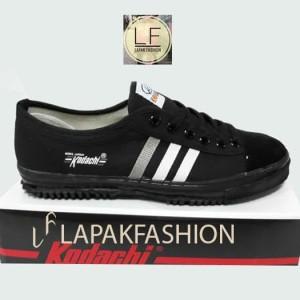 Sepatu Kodachi 8111 Black White Tokopedia