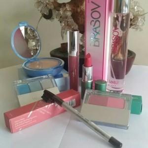 Wardah Paket Kosmetik 6 Tokopedia