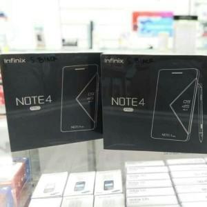Infinix Note 4 Ram 3gb Rom 32gb New Garansi Resmi Termirah Tokopedia