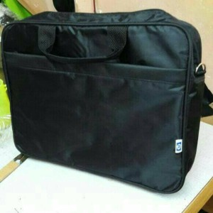 Tas Laptop Hp 14inci Model Selempang Tokopedia