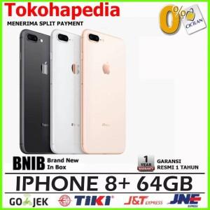 Iphone 8 Plus 64 Gb Camera Silent Original Mulus Fullset Tokopedia