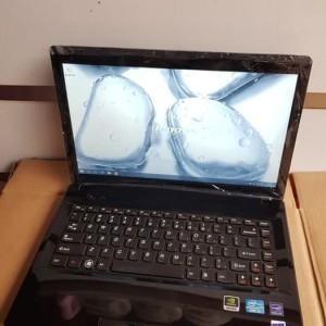 Laptop Lenovo G480 Intel Core I5 Sandybridge Nvidia Geforce 610m Ram 4gb Tokopedia