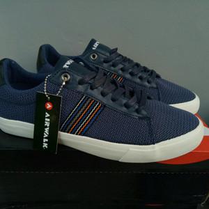 Sepatu Airwalk Koby Navy Tokopedia
