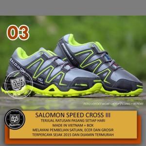 Sepatu Salomon Pria Tokopedia