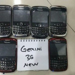 Bb Gemini 3g Blackberry New Ex Resmi Original Tokopedia
