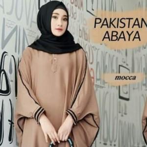 Baju Muslim Pakistan Abaya Gamis Busana Muslim Tokopedia