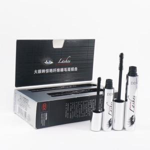 ORIGINAL DDK 4D silk fiber lash mascara waterproof bulu mata panjang