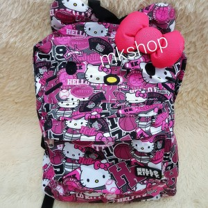 Ready Stock Hello Kitty Tas Kosmetik Hello Kitty Tokopedia