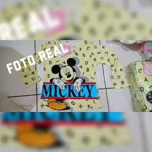 St Pp Baju Tidur Anak Mickey Mouse Tokopedia