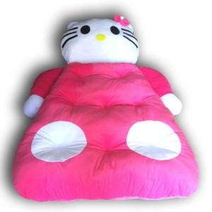 Matras Kasur Karakter Boneka Hello Kitty Warna Merah Putih Harga Murah Ukuran 120 X 180 Tokopedia