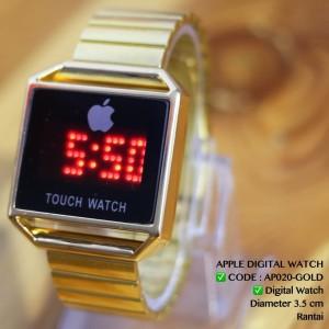 Jam Tangan Apple Touch Digital Keren Fullback Tokopedia