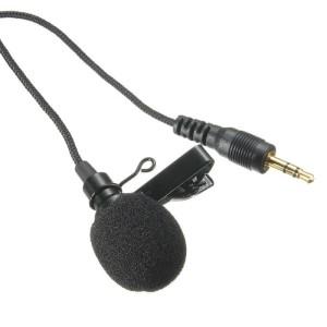 Mikrofon Microphone Mini 3 5mm Dgn Clip For Hp Laptop Tablet Tokopedia