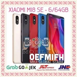 Xiaomi Mi 6 64gb Ram 4gb New Ori Bnib Tokopedia