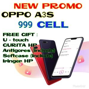 Oppo A3s New Tokopedia