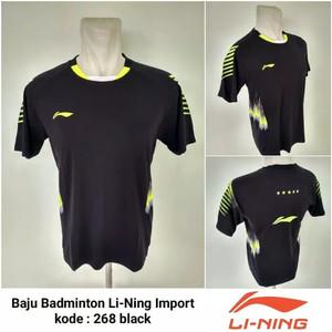 Baju Badminton Lining Grade Ori Tokopedia
