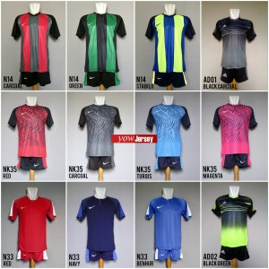Baju Bola Futsal Setelan Tokopedia