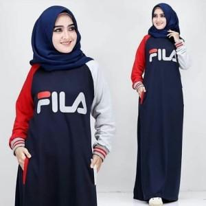 Busana Muslim Wanita Fashion Muslim Baju Muslim Wanita Dress Tunik Baju Hijab Pakaian Muslim Busana Wanita Tokopedia