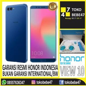 Garansi Resmi Honor 10 Ram 4gb Internal 128gb Garansi Resmi 1 Tahun Tokopedia