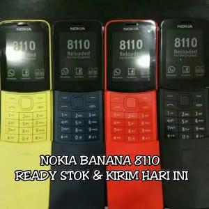 Hp Nokia Banana 8110 Clone Oc Tokopedia