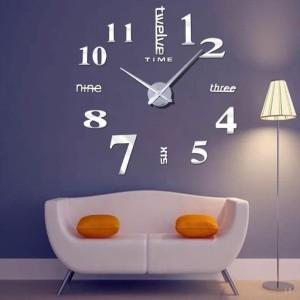 Jam Dinding Tembok Wall Clock Unik Bentuk Jam Tangan Frame Foto Doraemon Dan Hello Kitty Tokopedia