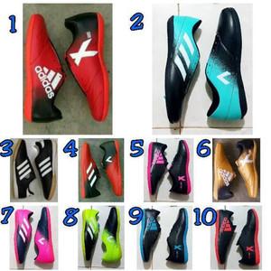 Paket Komplit Adidas X Futsal Tokopedia