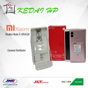 Xiaomi Redmi Note 5 Tokopedia