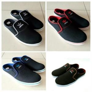 Sepatu Sandal Slop Adidas Pria Tokopedia
