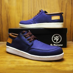 Sepatu Sneaker Pria Rgclothes Elko Sepatu Kasual Pria Tokopedia