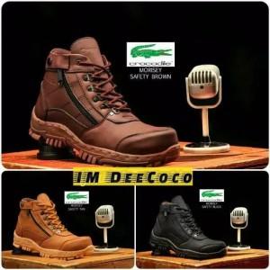 Sepatu Gunung Pria Sepatu Boots Pria Tokopedia