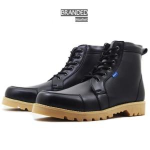 Jual Sepatu Pria Boots Lace Up Klasik / sepatu boot pria sneaker casual