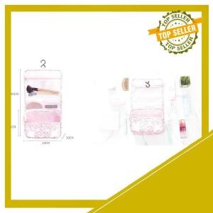 Weekeight Korea Travel Hanging Ver 2 Gantung Toiletry Kosmetik Pouch Tokopedia