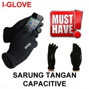 Sarung Tangan Layar Sentuh Touch Screen Iglove Hp Dan Tablet Tokopedia