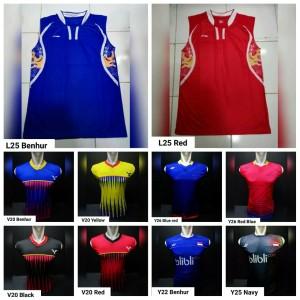 Kaos Baju Badminton Bulutangkis Yonex Marcus Tokopedia