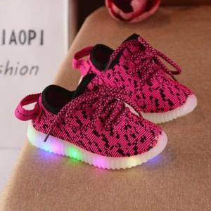 Sepatu Anak Lampu Led Wanita Perempuan Bayi Murah Tokopedia