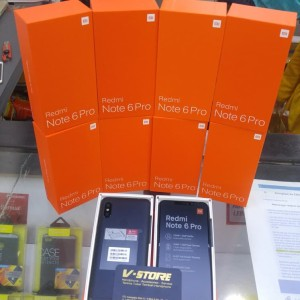 Xiaomi Redmi 6 Pro Ram 4gb Internal 64gb Garansi Distributor 1 Tahun Tokopedia