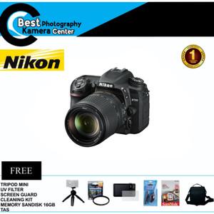 Nikon D7500 Kit 18 140mm Paket Tokopedia