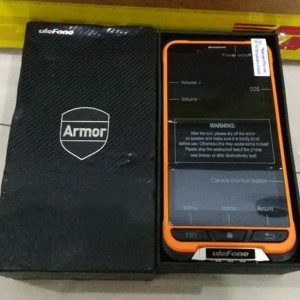 Hp Outdoor Ulefone Armor Ram 3 Internal 32gb Bnob Tokopedia