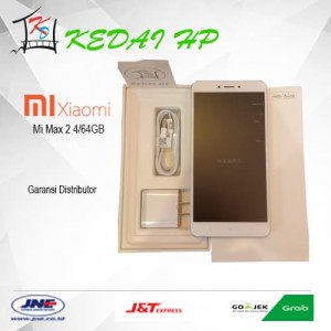 Xiaomi Mi Max 2 Gold Ram 4gb Internal 64gb Garansi 1 Tahun Tokopedia