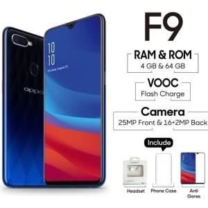 Oppo F9 Ram 4gb Rom 64gb Tokopedia