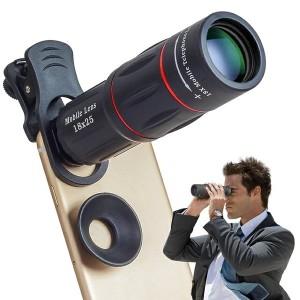 Lensa Zoom Hp 18x Untuk Semua Jenis Hp Original Apexel Tokopedia