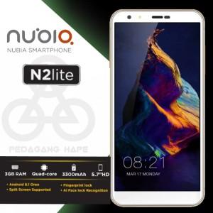 Nubia N2 Lite 32gb 3gb Dual Camera 4g Lte New Segel Garansi Resmi Tokopedia