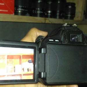 Kamera Canon 600d Fullset Tokopedia