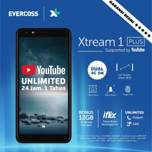 Evercross Xtream 1 Plus Tokopedia