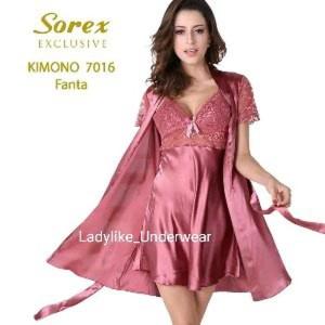 Baju Tidur Kimono Sorex 7016 Tokopedia