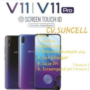 Vivo V11 Ram 6gb Rom 64gb Garansi Resmi Vivo Indonesia Tokopedia